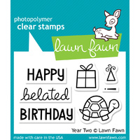 Lawn Fawn Stamps Year Two LF510