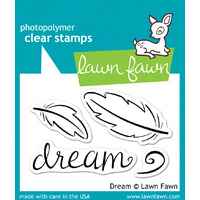 Lawn Fawn Stamps Dream LF656