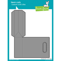 Lawn Fawn Cuts Goodie Bag Dies LF771