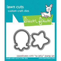 Lawn Fawn Cuts So Jelly Dies LF900