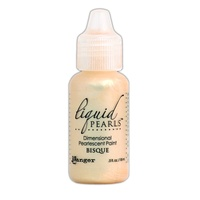 Liquid Pearls Dimensional Pearlescent Paint .5oz Bisque