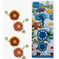Marianne Design Creatables Flowers 1 LR0105