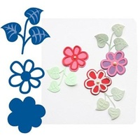Marianne Design Creatables Open Flowers LR0131