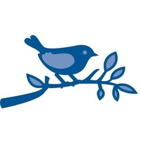 Marianne Design Creatables Bird on Branch LR0137