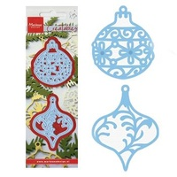 Marianne Design Creatables Christmas Baubles LR0184