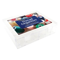 Tall Box Thread Organiser Holds 30 Cones