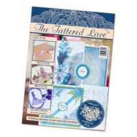 Tattered Lace Magazine Issue 1 with Free Florentine Bells Die