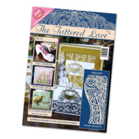Tattered Lace Magazine Issue 2 with Free Double Delights Die