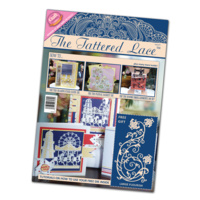 Tattered Lace Magazine Issue 6 with Free Large Flourish Die