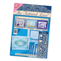 Tattered Lace Magazine Issue 8 with Free Floral Panel Die