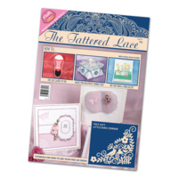 Tattered Lace Magazine Issue 9 with Free Little Bird Corner Die