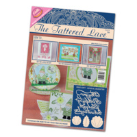 Tattered Lace Magazine Issue 10 with Free Sentiment n Rimples Die