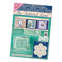 Tattered Lace Magazine Issue 11 with Free Flower Die