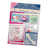 Tattered Lace Magazine Issue 12 with 2 Free Corner Dies