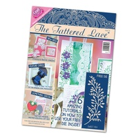 Tattered Lace Magazine Issue 18 with Free Sweet Pea Die
