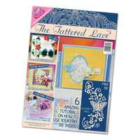Tattered Lace Magazine Issue 20 with Butterfly Magic Die