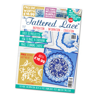 Tattered Lace Magazine Issue 38 with Butterfly Dance Die
