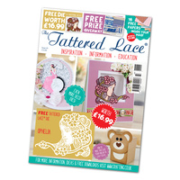 Tattered Lace Magazine Issue 43 with Ophelia Die