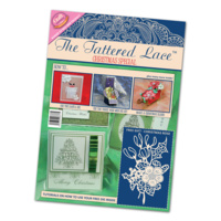 Tattered Lace Magazine Christmas Special 2014 with Christmas Rose Die
