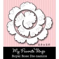 My Favourite Things Dienamics MFT150 Royal Rose Die