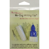 ScraPerfect No-Clog Writing Cap Small