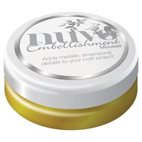 Nuvo Embellishment Mousse 62gms Indian Gold