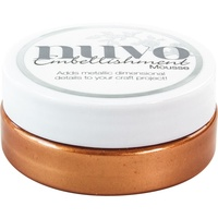 Nuvo Embellishment Mousse 62gms Fresh Copper