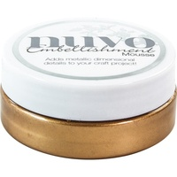 Nuvo Embellishment Mousse 62gms Cosmic Brown