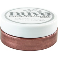 Nuvo Embellishment Mousse 62gms Burnished Bronze