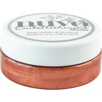 Nuvo Embellishment Mousse 62gms Persian Red