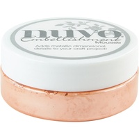 Nuvo Embellishment Mousse 62gms Coral Calypso
