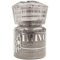Nuvo Embossing Powder Classic Silver