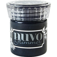 Nuvo Glimmer Paste 45gms Black Diamond