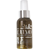 Nuvo Mica Mist Spray 80ml Antique Gold