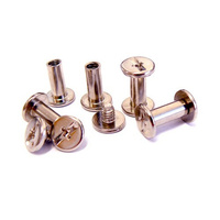 12mm Album Screw and Post (5 Sets)