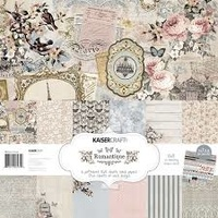 Kaisercraft 12x12 Paper Pack Romantique with BONUS Stickers