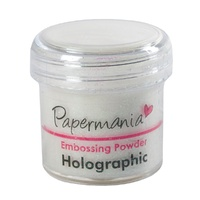 Papermania Embossing Powder Holographic 28g