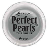 Perfect Pearls Pigment Powder 0.25oz PEWTER