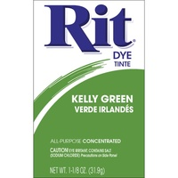 Rit Dye Powder Kelly Green