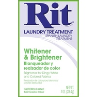 Rit Dye Powder Whitener and Brightener
