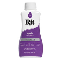 Rit Dye Liquid 236ml Purple