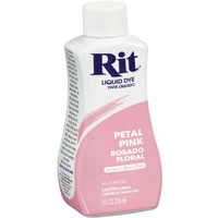 Rit Dye Liquid 236ml Petal Pink