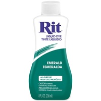 Rit Dye Liquid 236ml Emerald