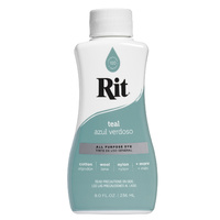 Rit Dye Liquid 236ml Teal