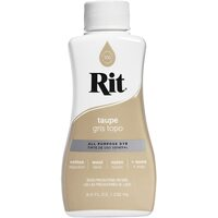 Rit Dye Liquid 236ml Taupe