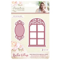 Crafter's Companion Die Rustic Cottage Weathered Window
