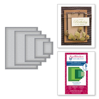 Spellbinders Nestabilities Classic Rectangles Large S4-132 FREE SHIPPING