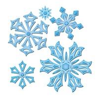Spellbinders Shapeabilities Snowflakes Create a Flake Three S4-340