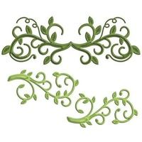 Spellbinders Shapeabilities Foliage Flourish S4-430