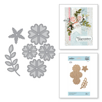 Spellbinders Shapeabilities Cinch & Go Flowers III S4-867